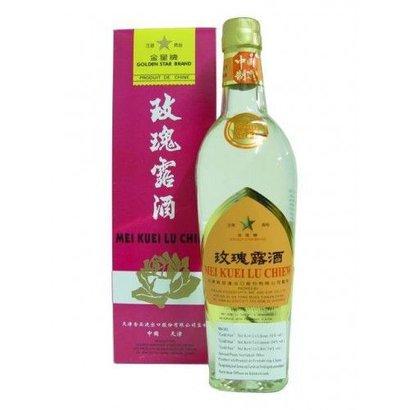 Golden Star brand Mei Kuei Lu Wine 54%alc