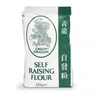 Green Dragon Zelfrijsende bloem 1,5kg THT 20/05/2021