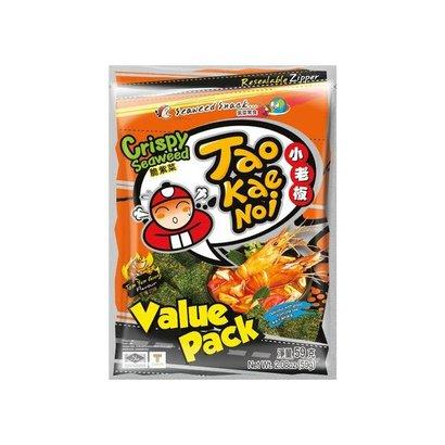 Tao Kae Noi Zeewiersnack Tom yum goong