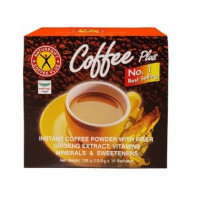 Nature Gift Coffee plus extra coffee mix powder with ginseng 135g