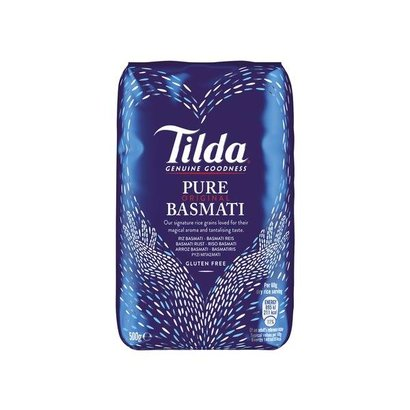 Tilda Basmati rijst 500g
