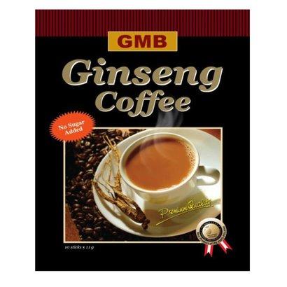 GMB Ginseng koffie zonder toegevoegde suiker 170g