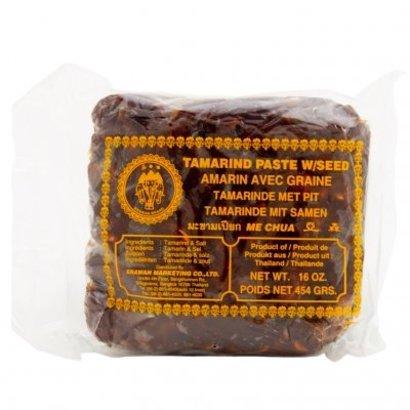 Erawan Tamarinde pasta met pit 454g