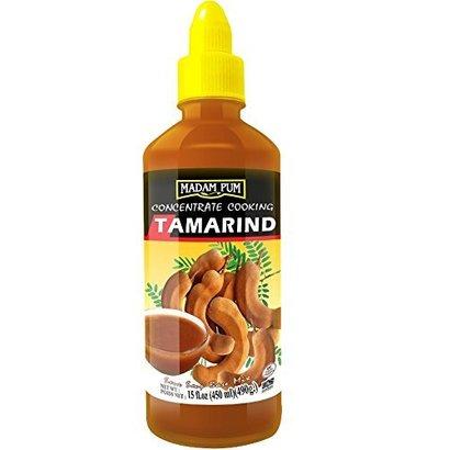 Madam Pum Geconcentreerd tamarind pasta 450ml