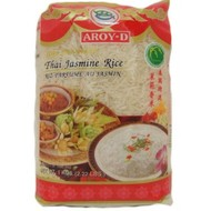Aroy-D Thais geparfumeerde rijst heel 4,5kg