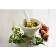 Recepten Zelfgemaakte groene currypasta
