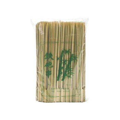 Satéstokjes 24cm Bamboe Satéstokjes 24cm