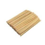 Bamboe satéstokjes 15cm 100st/pk
