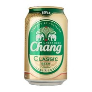 Chang Bier 5% alc. 330ml in blik