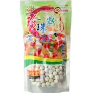 Wu Fu Yuan Tapioca parels gekleurd voor Bubble Tea 250g
