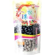 Wu Fu Yuan Tapioca parels zwart voor Bubble Tea 250g