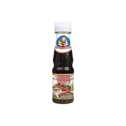Healthy boy Dipsaus pikant Thais ( jeaw dipping sauce) 135ml