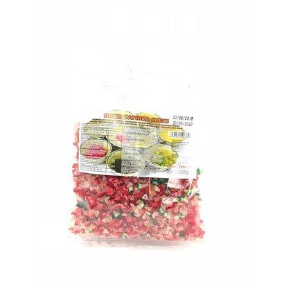 Lotus brand Gedroogde tapioca blokjes 200g