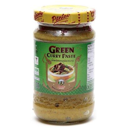 Pantainorasingh Groene curry pasta