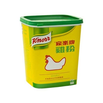 Knorr Kippenbouillonpoeder 900g