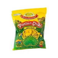 Tropical Gourmet Bananenchips gezouten 85g