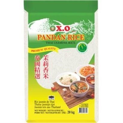 XO Thais geparfumeerde rijst heel 20kg