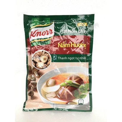 Knorr Bouillonpoeder Shitake ( vegetarisch) 170g Nam Huong