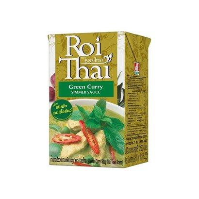 Roi Thai Instant Groene curry soep 250ml