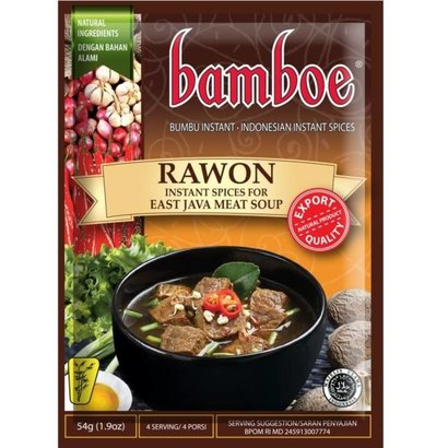 Bamboe Bumbu Rawon 54g