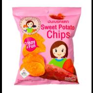 Mae Napa Zoete aardappelen chips 33g
