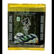JH Foods Norivellen gerookt gouden kwaliteit 25g