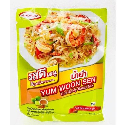 Rosdee Yum Woonsen Thai spicy salad mix 40g