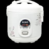 Remo Rijstkoker 1,2L teflon