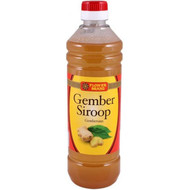 Flower brand Gembersiroop 500ml