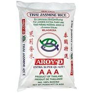 Aroy-D Thais geparfumeerde rijst heel 18 kg CROP 2020