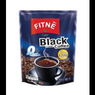 Fitné Zwarte koffiemix met  Coenzyme Q10 zonder suiker 50g