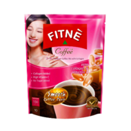 Fitné Instant Koffie met  Collageen 3-in-1   150g