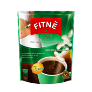 Fitné Instant koffie met witte bonen  & L-lysine 150g