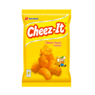 Nutri Snack Cheez-it crackers kaassmaak 90g