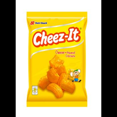 Nutri Snack Cheez-it crackers kaassmaak 90g