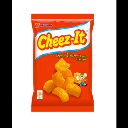 Nutri Snack Cheez-it crackers ham en kaassmaak 90g