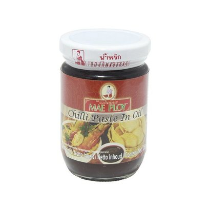 Mae Ploy Chili pasta in sojabonenolie  454g