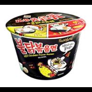 Samyang Instant noedel Hete kippensmaak BIG Bowl 105g