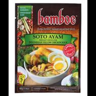 Bamboe Bumbu Soto Ayam 40g