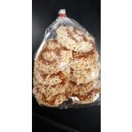 Snack Gepofte rijst met caramel 150g