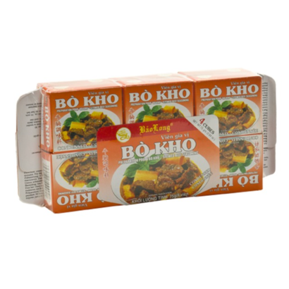 Bao Long Bouillonblok rund Bo Kho