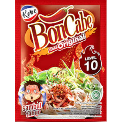 Kobe Bon Cabe kruidenmix 22.5g origineel level 10 zak