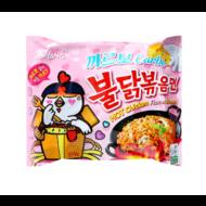 Samyang Instant noedel Hete kip ramen Carbonara 130g