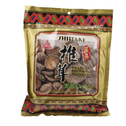 Tiandu Gedroogde Shiitake paddenstoelen