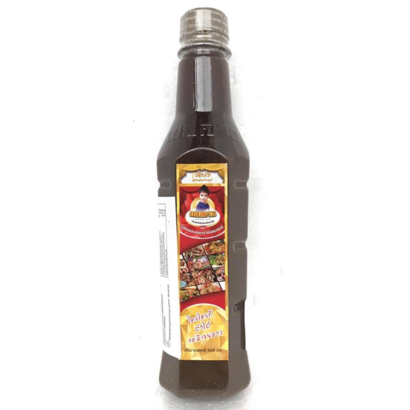 KhoeiLao Papaya Salade dressing Vis 500ml