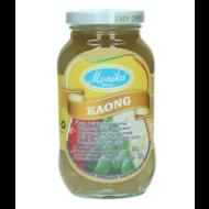 Monika Palmvrucht op zware siroop 340g ( Kaong)