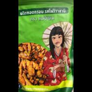 Mae E-Pim Gedroogde chillisnack WASABI smaak 100g