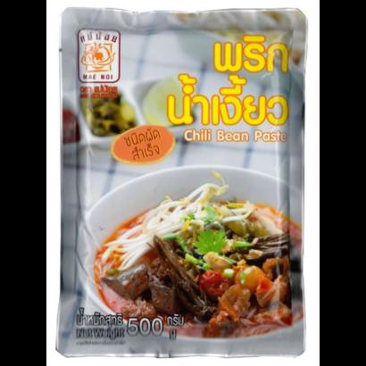 Mae Noi Thaise chillibonenpasta 500g
