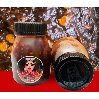 Mae E-Pim Namprik Mae E-pim Tadeang chilli paste 2xhot