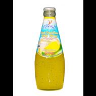 V-Fresh Mangosap met basilicum zaadjes 290ml